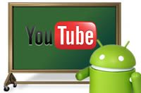 YouTube-Android-app