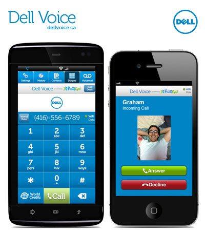 DELL CANADA INC. - Dell and Fongo Offer Free VoIP Calling App