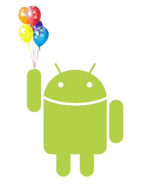 android.balloons