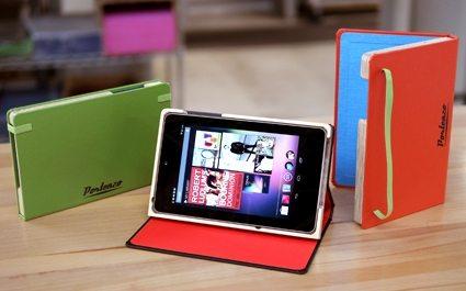 Bookcase for Nexus 7