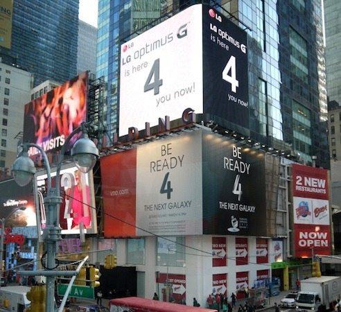 LG Time Square