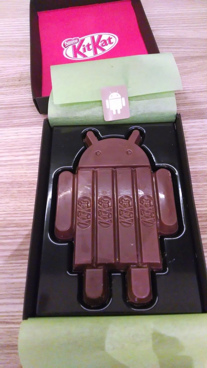 category android updates kit kat