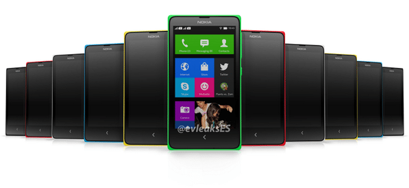 Nokia Normandy Press