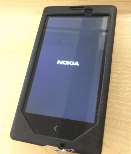 Nokia Normandy Prototype