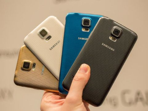 Galaxy S5 Colours