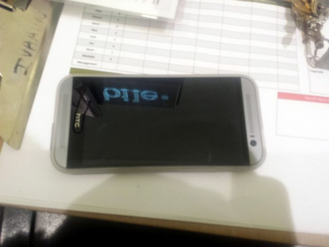 HTC M8 Leak - 2