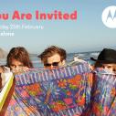 Motorola MWC Invite