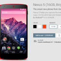 Red Nexus 5 Official