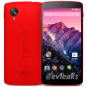 Red Nexus 5 Press Render