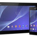 Sony Z2 And Z2 Tablet