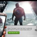 HTC One Captain America
