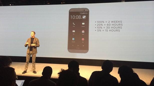 HTC Extreme Power Saving Mode