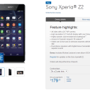 Sony Xperia Z2 Bell