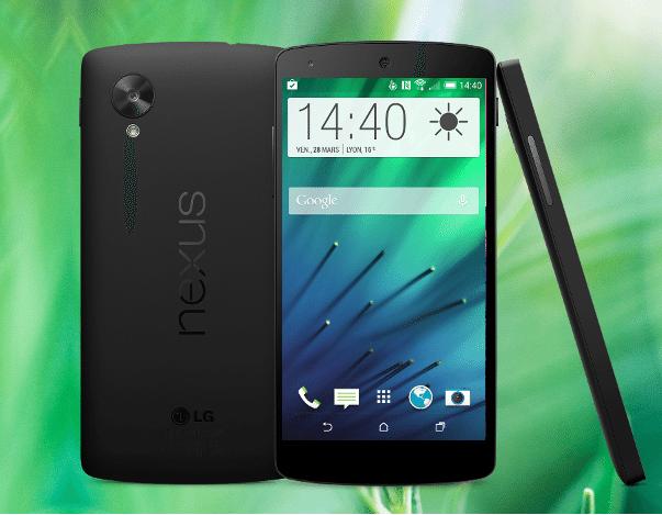 Here's HTC Sense 6 Running On The Nexus 5 [Video ...