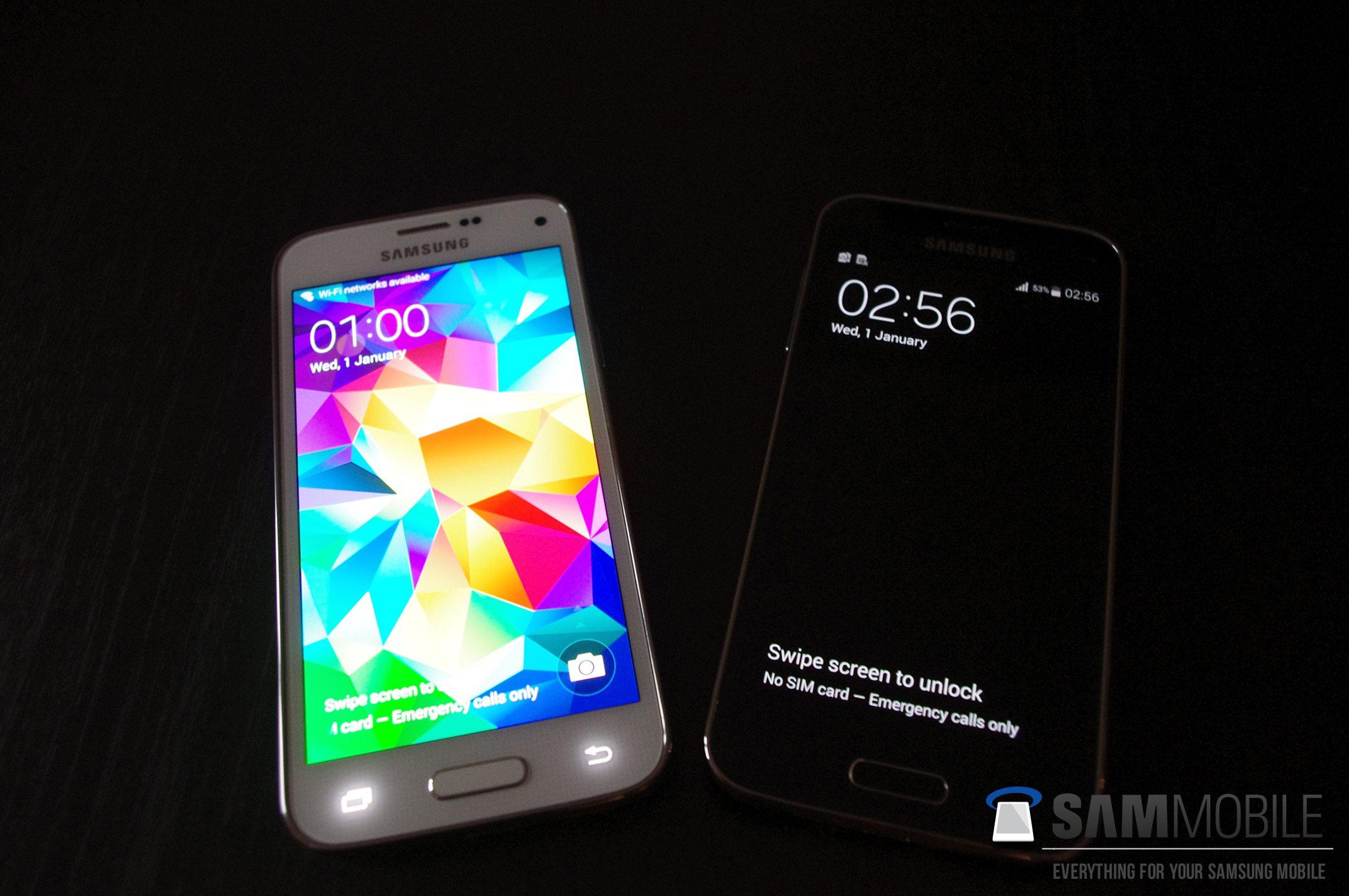 Galaxy S5 Mini - 9