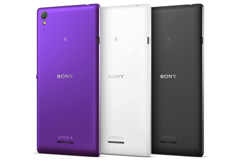 Sony Xperia T3 - 2