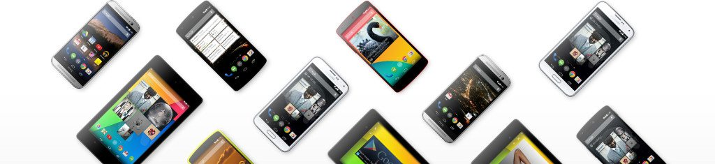Google Devices Banner