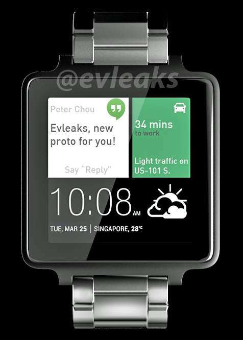 HTC Smart Watch