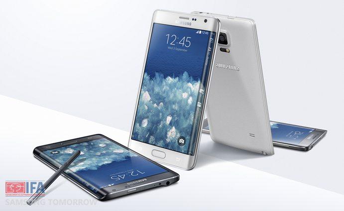 Galaxy Note Edge Press - 1