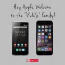 OnePlus v Apple