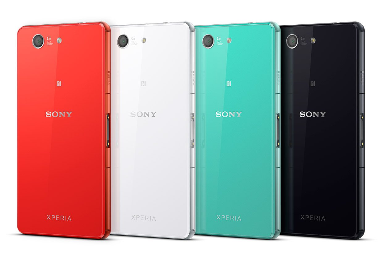 Sony Xperia Z3 Compact Press - 2