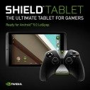 Shield Tablet Nvidia Lollipop
