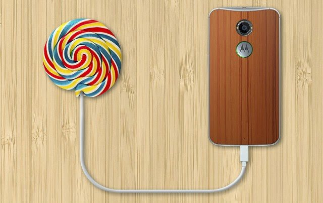 Motorola Lollipop