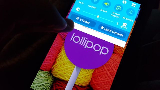 Samsung Updates Galaxy Note 4 User Manual For Lollipop - - Android