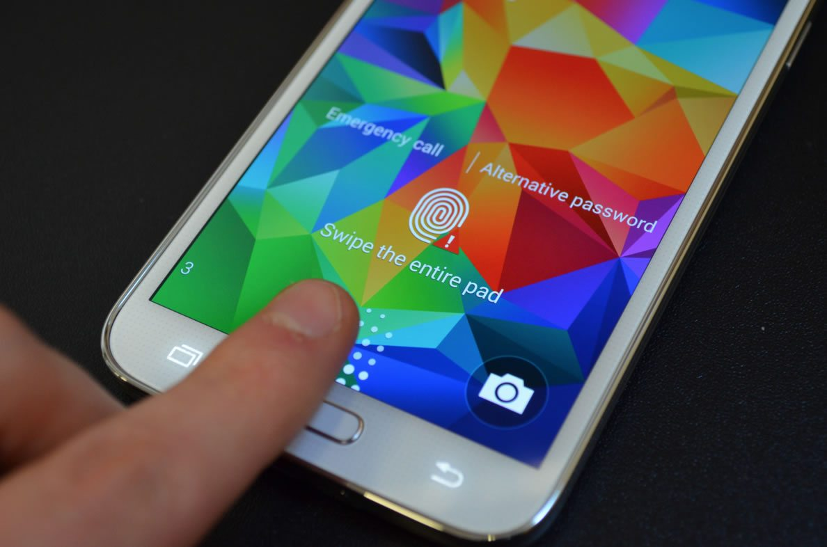 Samsung To Switch To Touch-Based Fingerprint Scanner ...