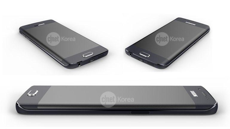 Galaxy S6 Edge Press Image - 1