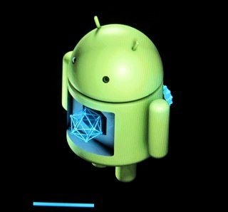 Android update screen