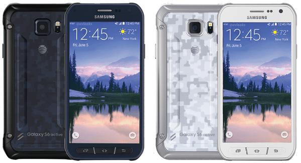 Galaxy S6 Active Press