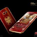 Iron Man S6 Edge 1