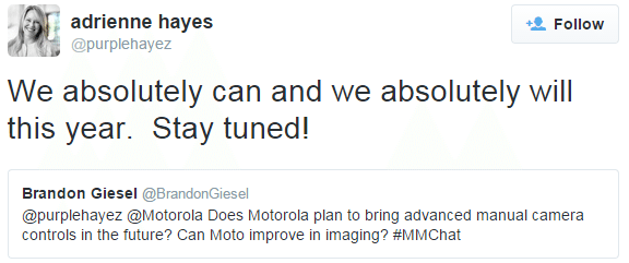 Moto Camera - 1