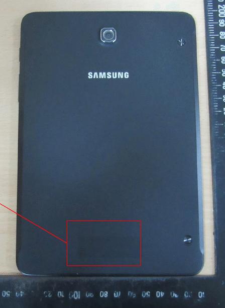 Samsung Galaxy Tab S2 Leak - 1