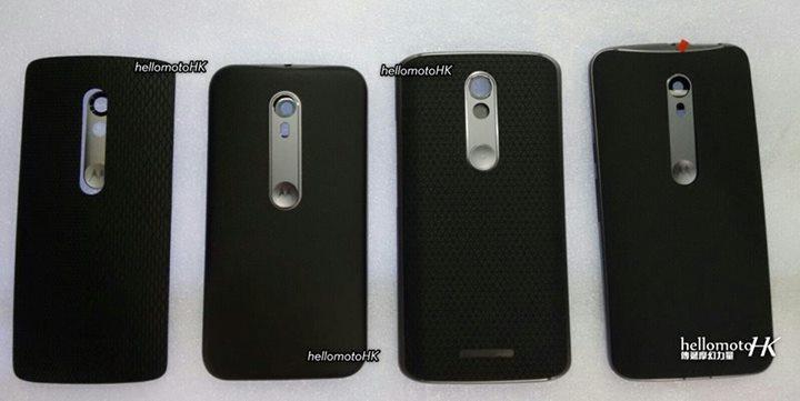 Motorola 2015 Line Up