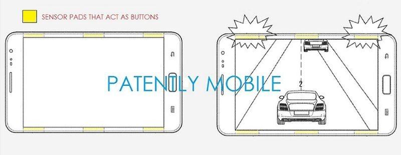Samsung Sensor Patent