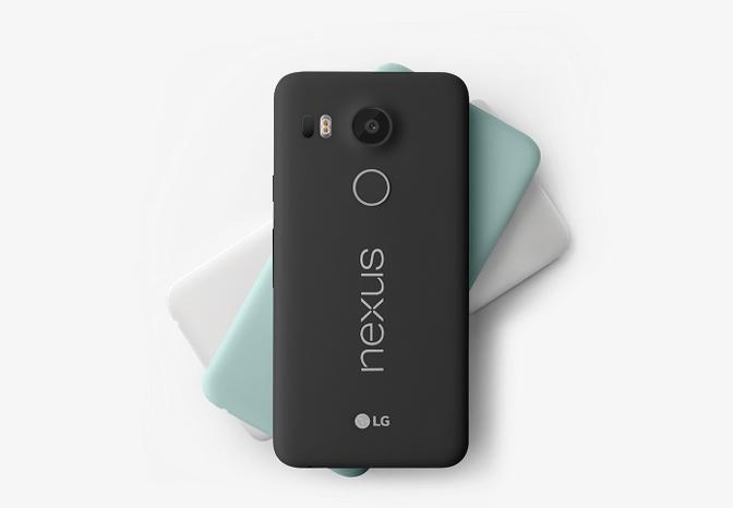 Nexus 5X Official - 1