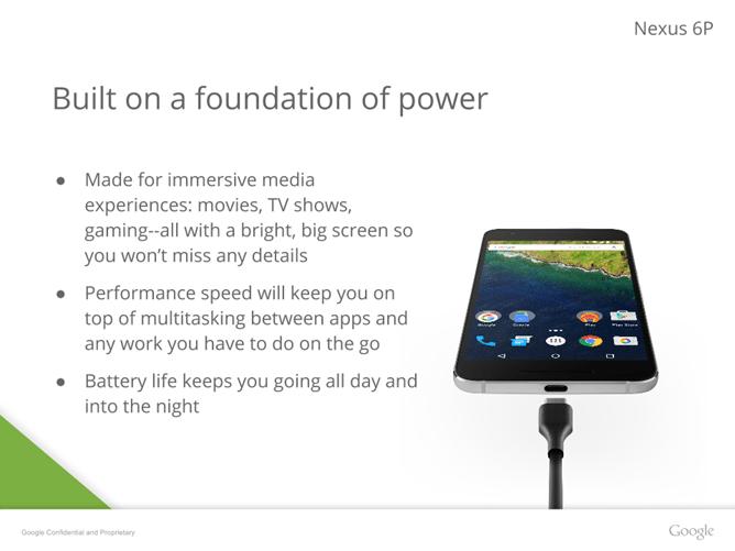 Nexus 6P Slide - 3