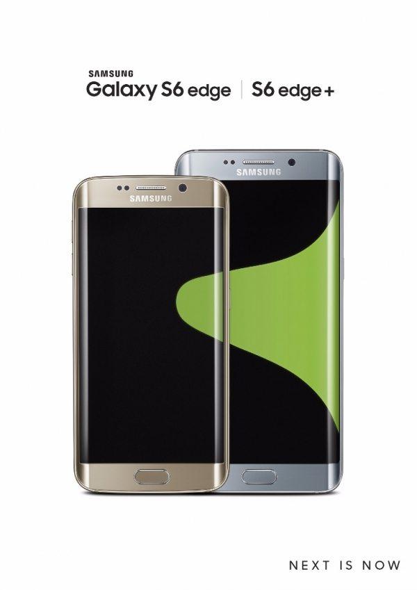 S6 EDGE & S6 EDGE+