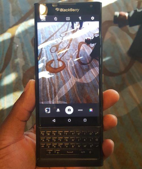 Blackberry Priv - 1