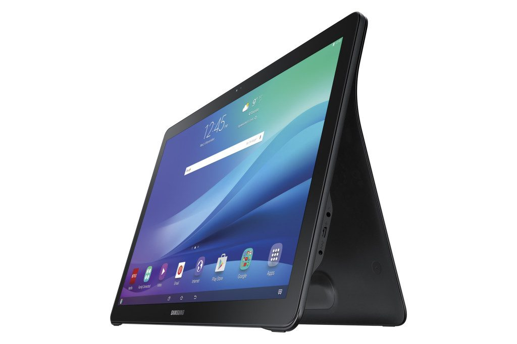 Samsung Electronics Canada Inc.-Samsung Galaxy View Featuring th