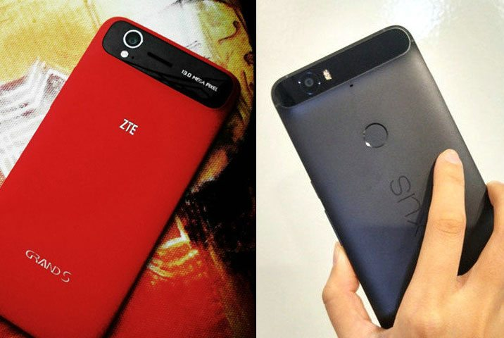 Grand S vs Nexus 6p