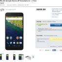 Nexus 6P BestBuy