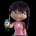 SaskTel Character
