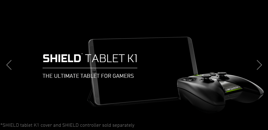 Shield Tablet K1