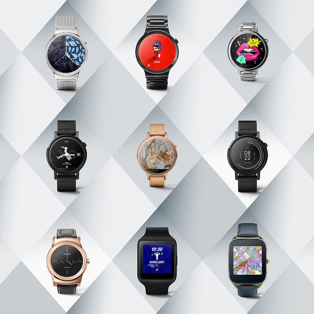 Android Wear Designer