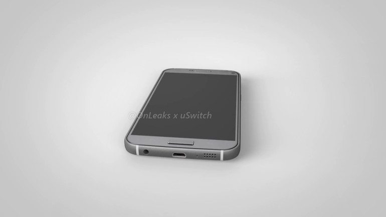 Galaxy S7 Plus Render - 4