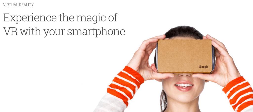 VR Google Store