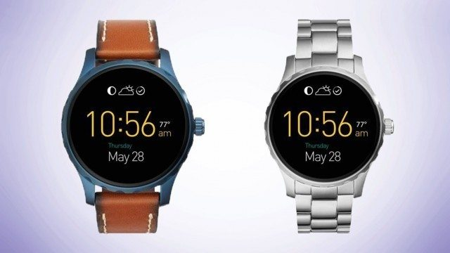 Fossil Q Marshal and Q Wander